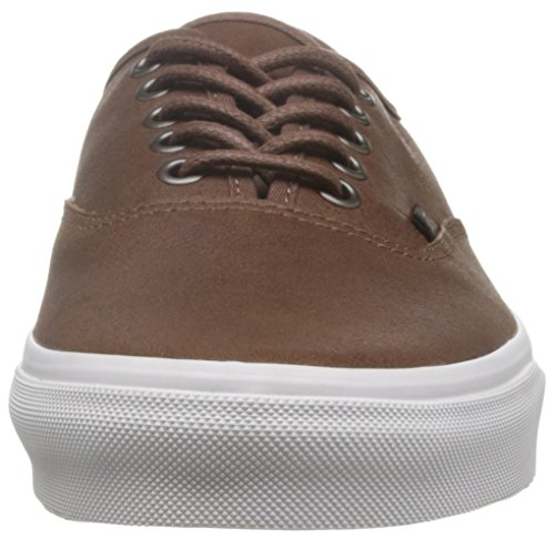 Cuir Chaussures Lowathletic D39;entraînement Authentic Vans Marron w5qCxXSP0