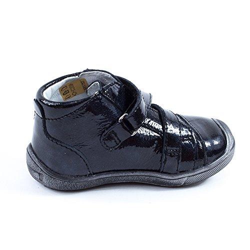 GBB Lucine, Chaussures Premiers pas bébé fille Noir