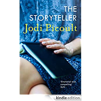 DailyCheapReads co uk » The Storyteller by Jodi Picoult – Combines