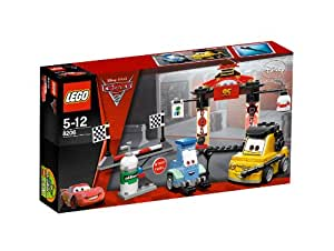 LEGO Cars 8206: Tokyo Pit Stop