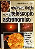 Image de Osservare il cielo con il telescopio