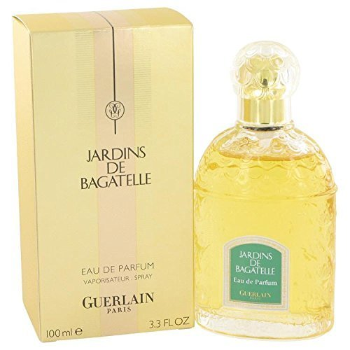 Jardins Parfum Oz Eau By 4 3 De Women Spray Guerlain Bagatelle For 100Authentic 4RA5jL