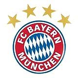 FC Bayern München Wandtattoo Logo FCB + gratis Aufkleber, Munich, Wall Tattoo
