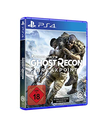 Tom Clancy\'s Ghost Recon Breakpoint Standard - [PlayStation 4]