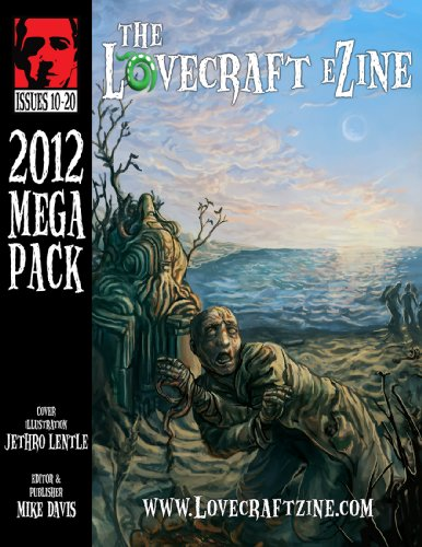 lovecraft-ezine-megapack-2012-issues-10-through-20-english-edition