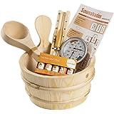 Sauna accesorios básico 11 piezas