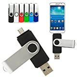 128 GB USB OTG Flash Drive Dual Memory Stick für Android Handy & Tablet
