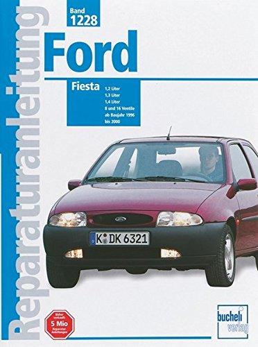 Preisvergleich Produktbild Ford Fiesta (Reparaturanleitungen)