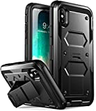 i-Blason Coque iPhone X Coque iPhone XS, [Armorbox V2.0] Coque Anti-Choc de...