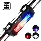 Lumières Vélo ThorFire Éclairage Vélo Feu Arrière Super Lumineux Phare Vélo USB...