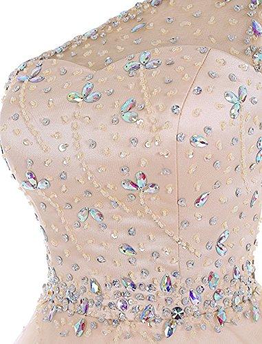 Fanciest -  Vestito  - linea ad a - Donna Blu