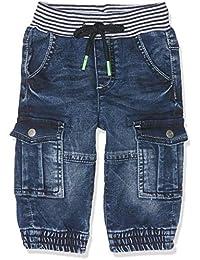 Einfarbig Kanz Baby M/ädchen Jeanshose 1516654