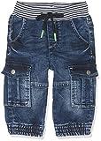 Kanz Baby-Jungen Jeans Hose, Blau (Dark Denim|Blue 0012), 86