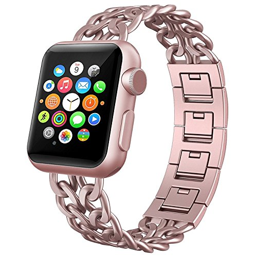 PUGO TOP Cinturino Replacement for Apple Watch Series 4, Premium in ...