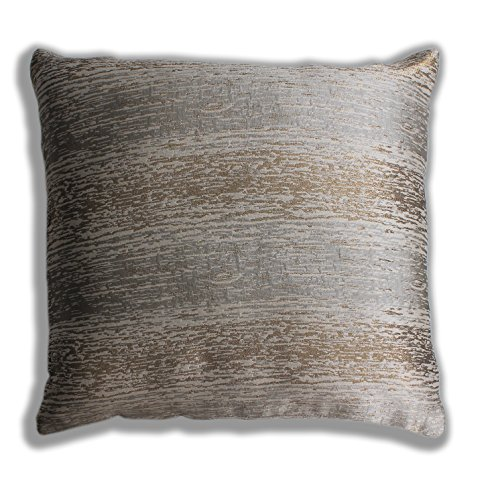 Threadmix Poly Cotton Multicolour Cushion Cover (Without Filler, Pack of 2)