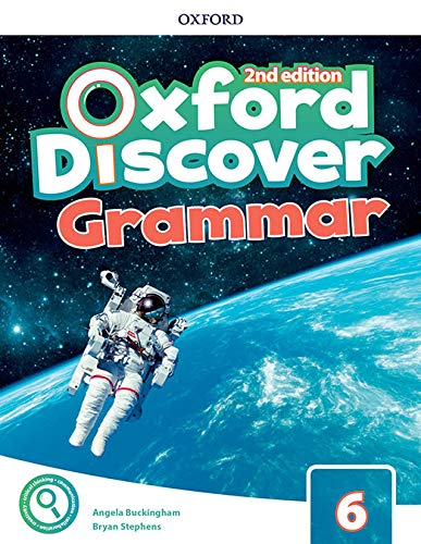 Oxford Discover Grammar 6. Book 2nd Edition (Oxford Discover Second Edition)