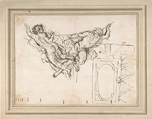 carlo-maratti-study-for-nude-male-figures-supporting-a-frame-and-plan-of-the-ceiling-decoration-of-p