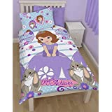 Disney Sofia The First Achiever Single Duvet Cover Set