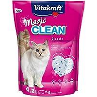 Vitakraft - Lettiera per Gatti Magic Clean 15525, per 4 Settimane
