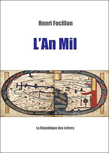 L'An Mil (Bibliothèque Médiations) par Henri Focillon