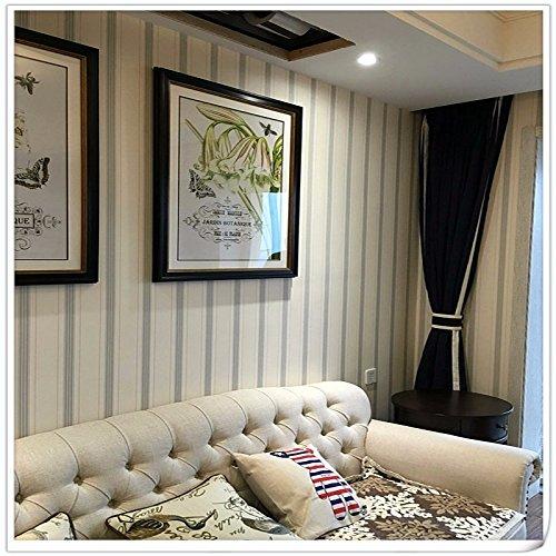 Hl-pyl wallpaper-camera per bambini, tessuto-non-tessuto, striscia verticale sfondo, camera da letto soggiorno divano, tv, american wallpaper 10x0.53m