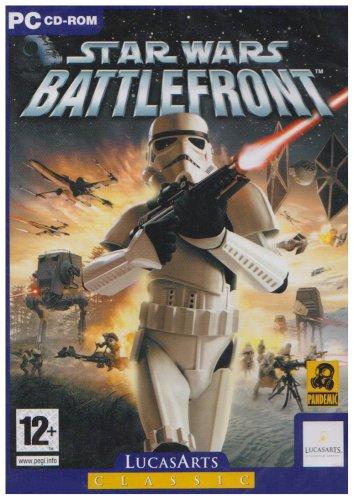 Preisvergleich Produktbild [UK-Import]Star Wars Battlefront Game PC