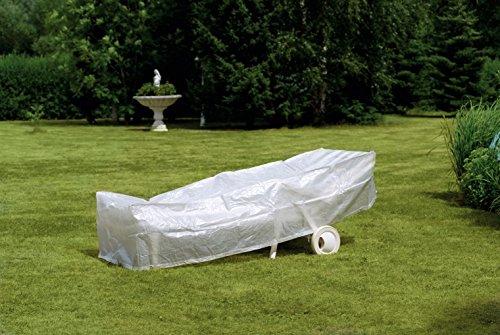 Friedola 15483Wehncke/Abdeckplane für Bain de Soleil/Bett-Garten/Relax/Bett-Pool 200x 75x 45cm