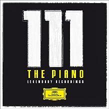111 The Piano : Legendary Recordings