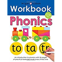 Phonics (Wipe Clean Workbooks) by Roger Priddy (2011-05-01)