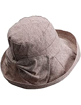GTYW Ms Leisure Pesca Sombrero Plegable De Secado Rápido Summer Beach Cap Mujeres Playa Beach Sun Hat