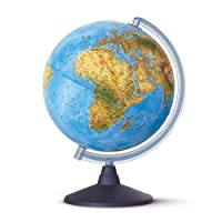 Lumierissimo è un meraviglioso mappamondo della Nova Rico, azienda leader del settore. I mappamondi con il classico mare blu sono realizzati attraverso moderne tecniche di elaborazione di immagini e dati con l'impiego del sistema GIS (Geograp...