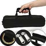 Kit di accessori per attrezzi, custodia per flauto, borsa con tasca laterale, tracolla regolabile