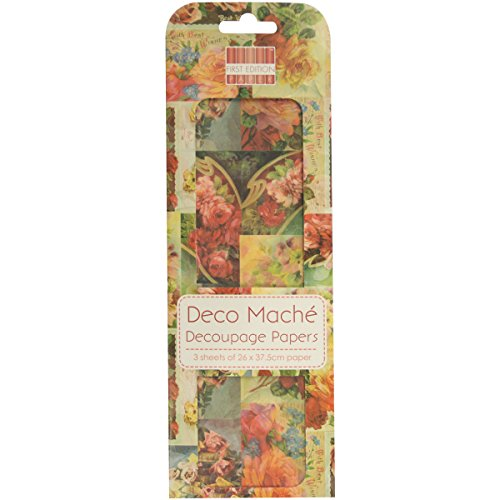 first-edition-paper-papel-deco-mache-rosas-vintage