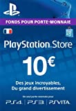 Carte PSN 10 EUR | Code Playstation Stor...