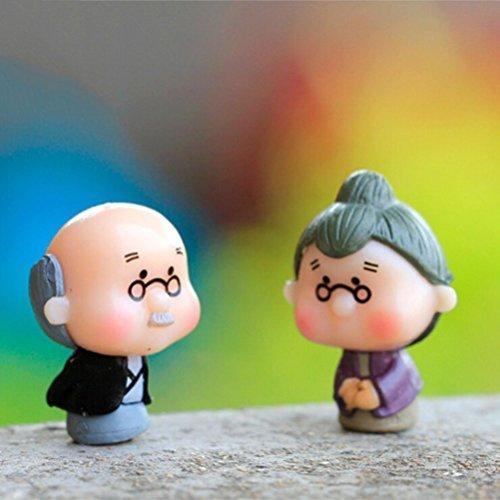 nabati Pilzhaus-Miniatur für Feengarten oder als Dekor für die Wohnung, für Pflanzentöpfe, Puppenhaus etc. (Marienkäfer Miniatur)