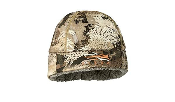 World 2 home 2018 Sitka Hunting Boreal Beanie Men Winter Hat Camouflage  Caps Windproof Waterproof Shell Primaloft Fur Winter Warmest Hat   Amazon.in  ... 0ead5fa490a