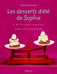 Les desserts d'été de Sophie : AmsTramGrammes