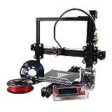 TEVO Tarantula I3 3D Drucker Kit Unterstützung Selbstnivellierung 200 × 280 × 200mm Druckgröße Mit 2 Rollen PLA Filament 8 GB SD-Karte