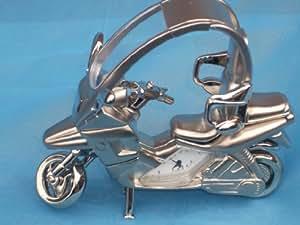 Scooter-Miniature-BMW Poli à métal-BNIB- retraité rares