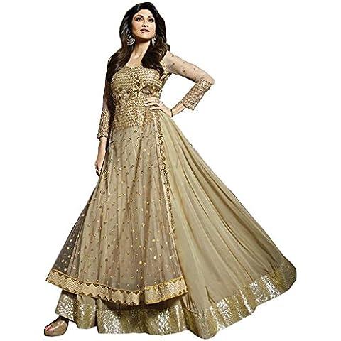 Jay Sarees Designer Bollywood Partywear Indian Ethnic Salwar Suit