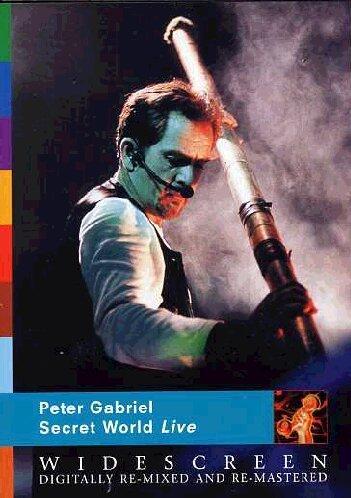 Peter Gabriel : Secret World Live