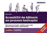 Image de Accessibilité des bâtiments aux personnes handicapées