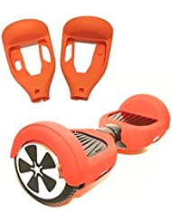 """Hoverboard Protectora Cubierta Carcasa Funda de Silicona para 6.5"""" Smart Scooter Balance Patinete Electrico 2 Ruedas"""