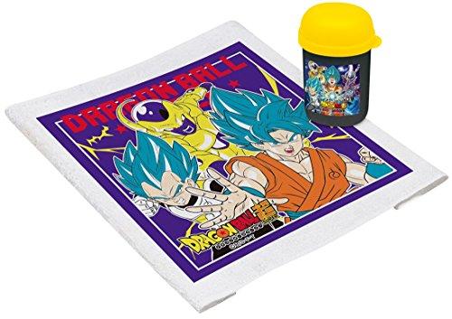 Juego de toallas de patinador Dragon Ball Super Oa4