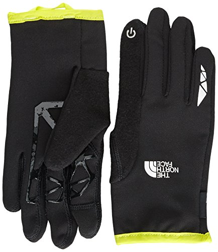 The North Face Runners 2 Etip Glove - Guantes  unisex, color negro, talla M