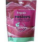 Fertilizante para rosales y plantas florales, flores de colores intensos, 5 kg