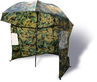 Zebco Nylon-Storm Umbrellas/Tents/Chairs - Camouflage, 2.20 m by Zebco