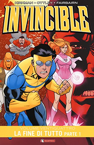 La fine di tutto. Invincible: 241