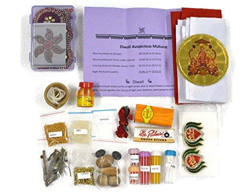 Diwali Poojan Basic Kit