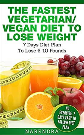 vegan diet and exercise plan
